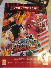 Burning Blood A2 Poster
