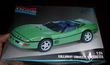 MONOGRAM CALLAWAY CORVETTE SPEEDSTER 1:24 FS Model Car Mountain KIT