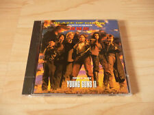 CD Soundtrack Young Guns II - Blaze of Glory - Jon Bon Jovi - 1990