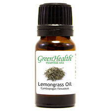 10 ml Lemongrass Essential Oil (100% Pure & Natural) - GreenHealth