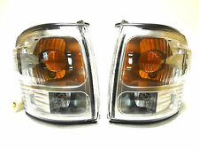 NEW TOYOTA Hilux 2001-2005 turn signal indicator blinker lights set pair LH+RH