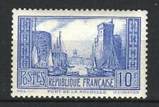 "FRANCE STAMP TIMBRE 261 b "" PORT LA ROCHELLE OUTREMER PALE "" NEUF xx TTB  P501"