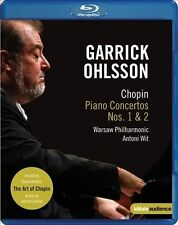 Garrick Ohlsson Plays Chopin: Art of Chopin [Blu-ray], New DVDs
