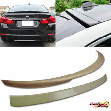 Painted BMW F10 5ER A TYPE ROOF & P TYPE TRUNK SPOILER ABS 530I 550I ☆