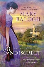 The Horsemen Trilogy: Indiscreet 1 by Mary Balogh (2016, Paperback)