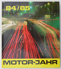 "2162 EAST GERMAN/DDR/GDR COLD WAR    "" 1984/85 MOTOR YEAR book """