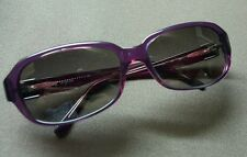 CALVIN KLEIN WOMENS SUNGLASSES,PURPLE