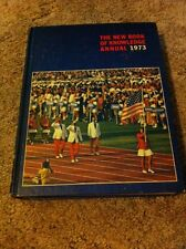 THE BOOK OF KNOWLEDGE ANNUAL 1973 GROLIER