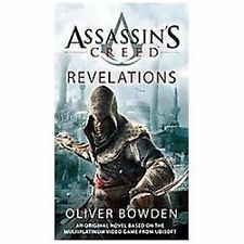 Assassin's Creed: Revelations 4 by Oliver Bowden (2011, Paperback)