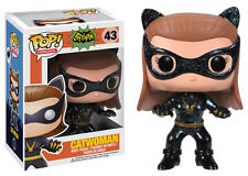Funko Pop Heroes: Catwoman 1966 Vinyl Action Figure 3119 Collectible Toy, 3.75""