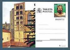 SPAIN - SPAGNA - 1985 - Cart. Post. -  Gerona.Testa di una statua di Carl. E3450