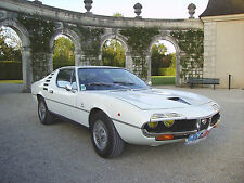 20 different photos printed on glossy paper ALFA ROMEO MONTREAL