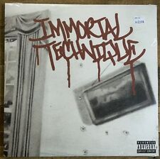 Immortal Technique - Revolutionary Vol. 2 LP [Vinyl New] Black Vinyl Double LP