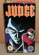 Judge VHS Anime Movie Subtitled