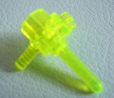 LEGO 30035 @@ Minifig, Utensil Space Scanner Tool @@ TRANS NEON GREEN
