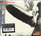LED ZEPPELIN FIRST ALBUM DELUXE EDITION SEALED 2 CD SET NEW 2014 REMASTERED 1 I