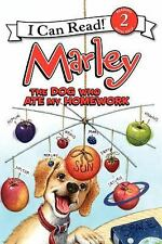 Marley: The Dog Who Ate My Homework I Can Read Book 2)