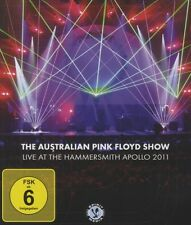 THE AUSTRALIAN PINK FLOYD SHOW -2011-LIVE FROM THE HAMMERSMITH APOLLO BLU-RAY