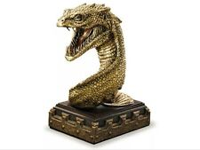 Harry Potter Basilisk Bookend Noble Collection - NEW