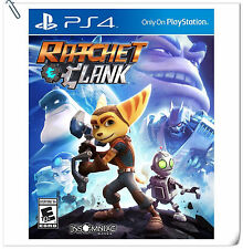PS4 Ratchet & Clank SONY PlayStation Action Games SCE