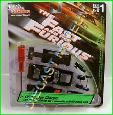 1970 '70 DODGE CHARGER ACTIVITY SET THE FAST AND THE FURIOUS DIECAST ULTRA RARE