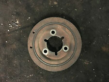 PUEGEOT 307 1.4 2004-2008 CRANKSHAFT CRANK PULLEY