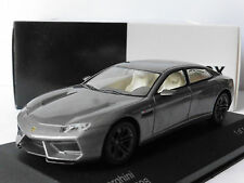 LAMBORGHINI ESTOQUE 2008 DARK GREY METAL WHITEBOX WB061 1/43 ITALIA GRIS FONCE