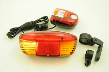 "MULTI FUNCTION BICYCLE ""FUN""  INDICATORS, BRAKE LIGHT,LED LIGHT,PLUS 8 TONE HORN"