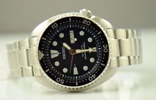 SEIKO PROSPEX TURTLE SRP773 SS OYSTER BAND AUTOMATIC MENS 200M DIVERS WATCH