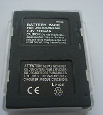 Batterie BN-VM200U BN-VM200 pour JVC GZ-MC100 GZ-MC100EK GZ-MC100EX GZ-MC100US