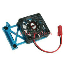 M04M-07/LB Aluminium Motor Heatsink W/ Cooling Fan for Tamiya M04M [3RACING]