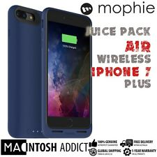 Mophie Juice Pack Air Wireless Charging Battery Case For iPhone 7 PLUS NAVY