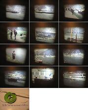 8 mm Film-Privatfilm 1964-Wirtschaftswunder Zeit-Am Rhein -Old private film
