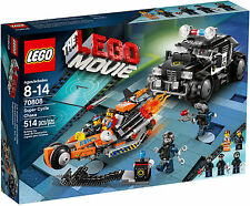 LEGO 70808 Super Cycle Chase Lego Movie Retired (New)
