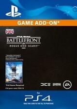 STAR Wars Battlefront Rogue uno SCARIF DLC-UK ps4-spedizione lo stesso giorno