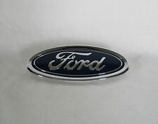 FORD FUSION TRUNK EMBLEM 13-16 BACK DECK LID OEM BLUE OVAL BADGE sign symbol
