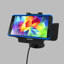 IMOBI4® Mount Car Cradle Holder with Car USB Charger for Samsung Galaxy S5