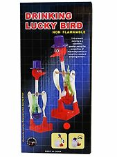 Drinking Lucky Bird In Big Packaging Box , Secure and Safety Pack Bird