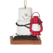 S'mores with Lantern Camping Christmas Ornament Holiday Gift 121379