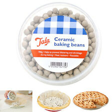 TALA Baking Beans 700G Ceramic Pie Bake Re-usable Pie Making Balls Container PK