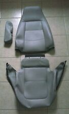NEW OEM FRONT DRIVER SEAT COVER GRAY VINYL BOSTROM LEGACY FREIGHTLINER S2C