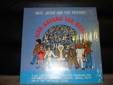 "Miss Jackie Music 8X124A Jackie Weissman - Sing Around The World 1981 12"" 33 RPM"