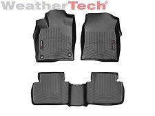 WeatherTech Floor Mats FloorLiner for Honda Civic Sedan - 2016 - Black