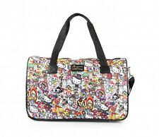 Sanrio tokidoki x Hello Kitty Circus Overnight Luggage Travel Bag