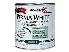Zinsser Perma-White Interior Paint Eggshell 1 Litre