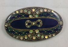 CATHERINE POPESCO FRANCE ART NOUVEAU STYLE PIN