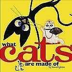 What Cats Are Made Of, Piven, Hanoch, Good Book