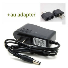 AU Plug AC 100-240V to DC 3V 1A Power Supply Charger Converter Adapter 5.5mm SX