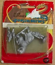 Grenadier 709 Fantasy Personalities - Mtd. Knight w Yeoman (Sealed)