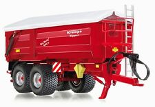 Wiking 077335 Krampe Big Body 650 S Hinter- / Seitenkipper mit Rollplane